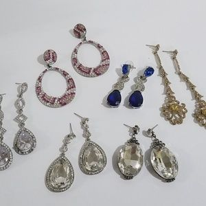 Pageant Jewelry (6 pack)